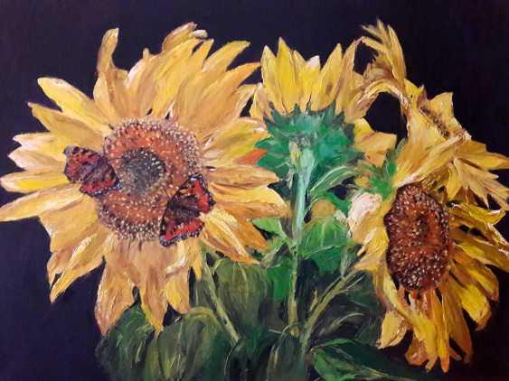 Svitlana Antonova. Sunflowers - Foto 1