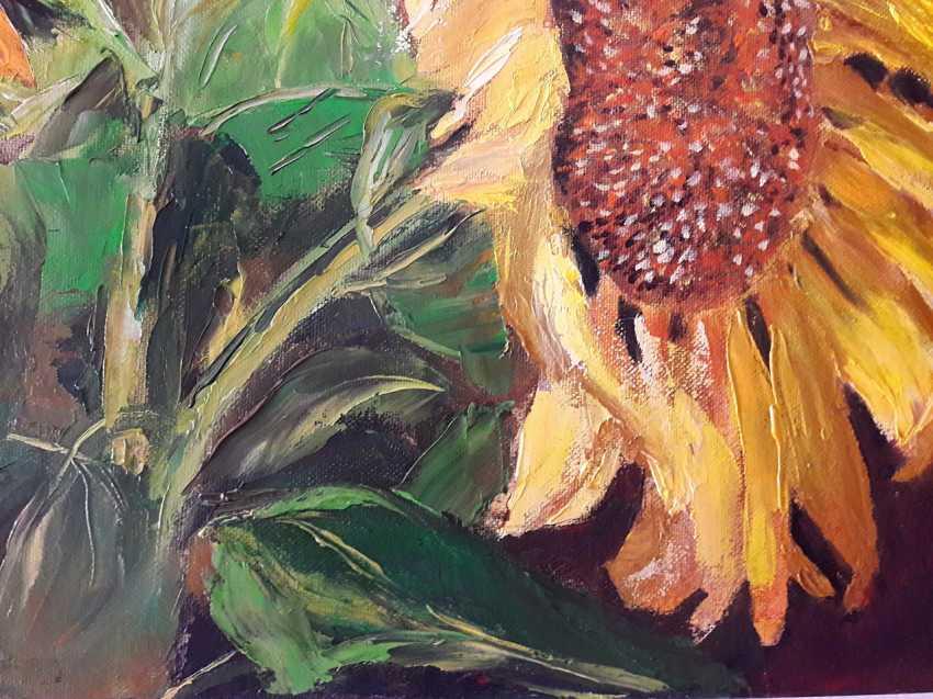 Svitlana Antonova. Sunflowers - Foto 2