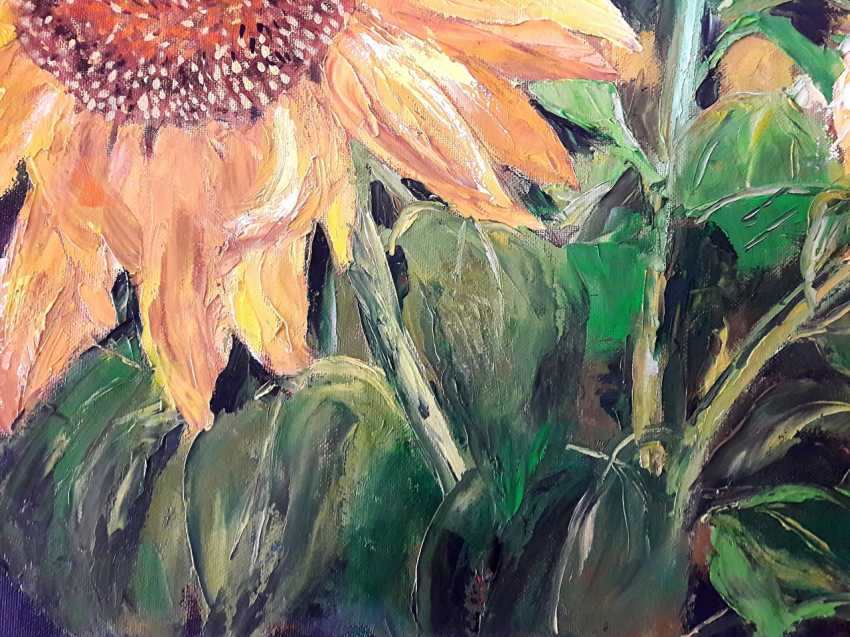 Svitlana Antonova. Sunflowers - Foto 3