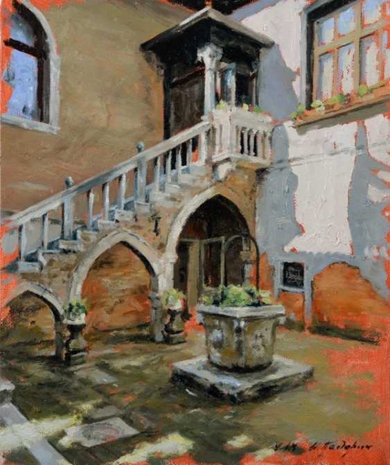 Max Paderin. Venetian patio - photo 1