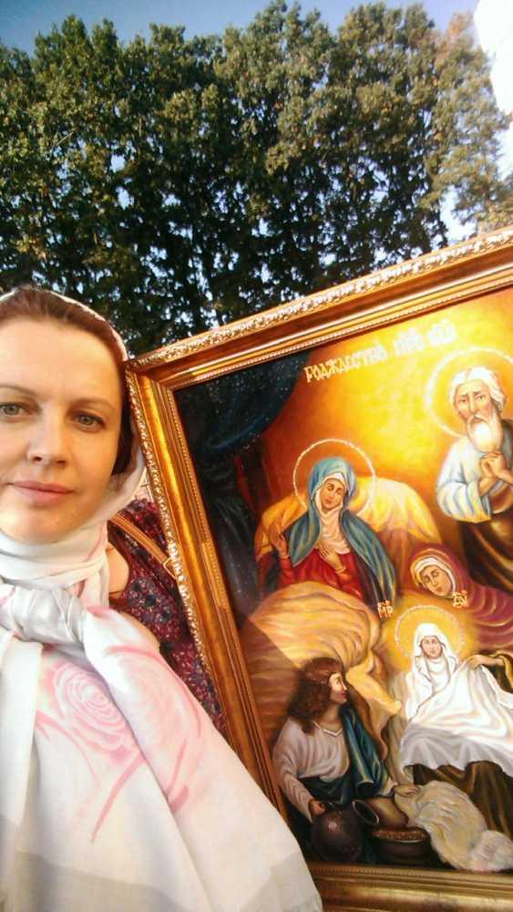 Руда Наталия. РОДЖДЕСТВО ПРЕСВЯТОЙ БОГОРОДИЦЫ - фото 2
