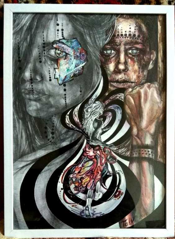 Inga Zagorskaya. Anatomy of the senses - an escape from myself. - photo 2