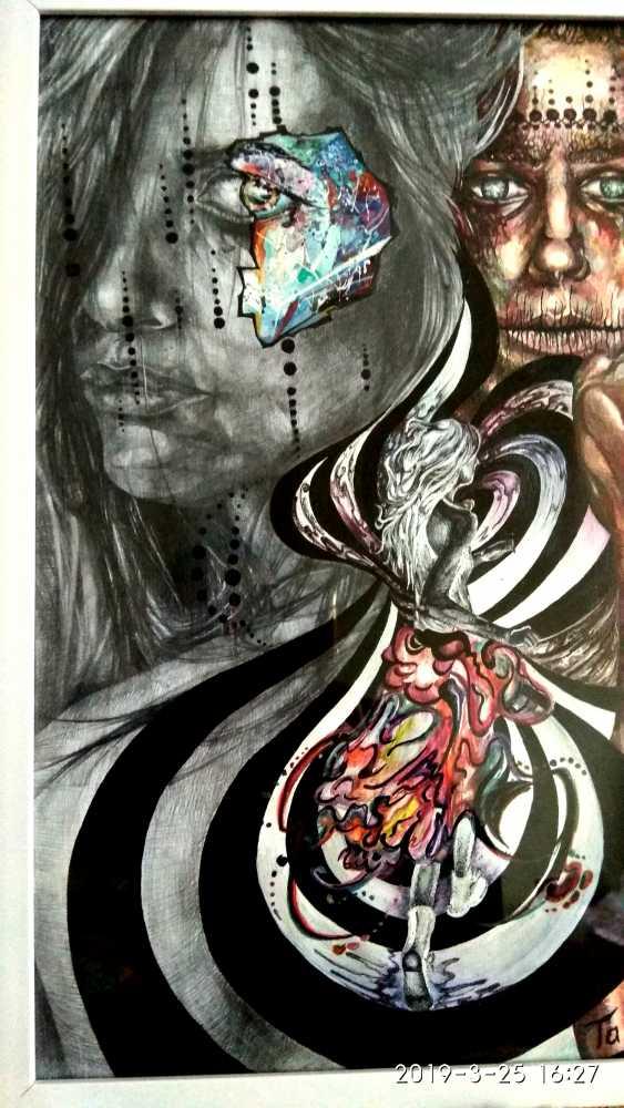 Inga Zagorskaya. Anatomy of the senses - an escape from myself. - photo 4