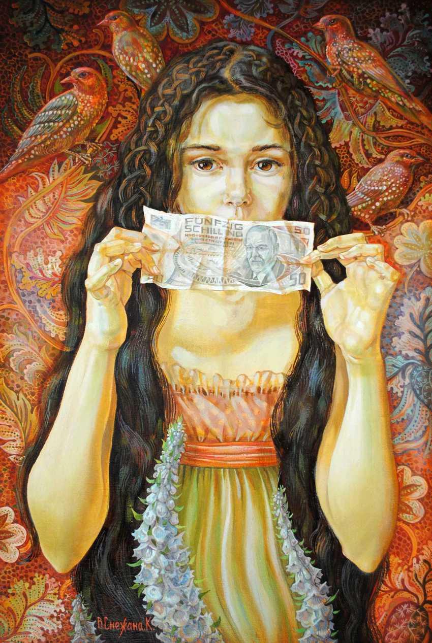 Vitsetskaya Sniazhana. Freud - Foto 1