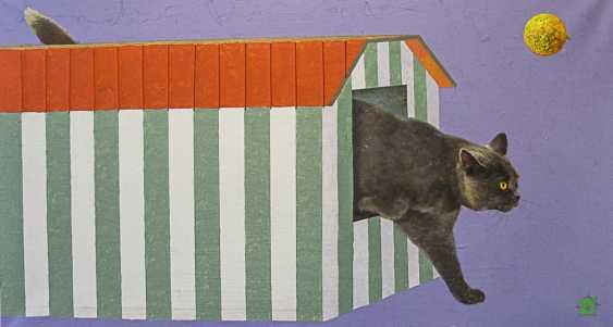 "Andrej Reviakou. ""Cat house"" - photo 1"
