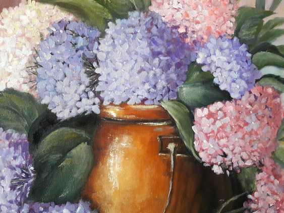 Svitlana Antonova. *La floraison des hortensias... il est dans la simplicité et le lustre.* - photo 3