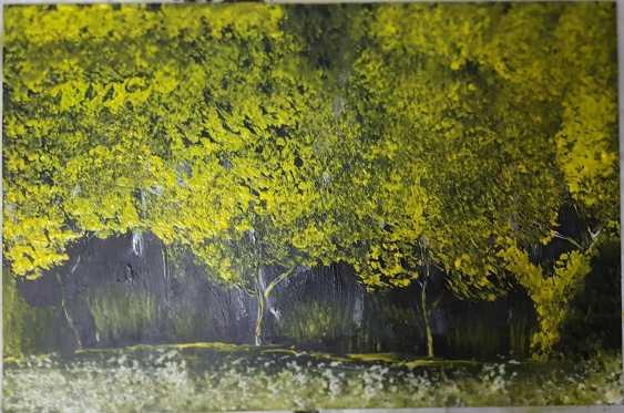 Lali Glonti. à partir de la série,la couleur de la forêt,, - photo 1