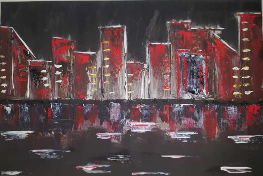 Lali Glonti. Lichter der Stadt - Foto 1
