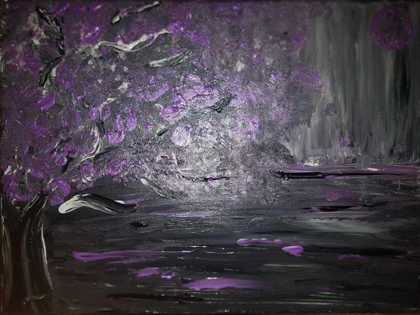 Lali Glonti. à partir de la série, la couleur de la forêt,, - photo 1