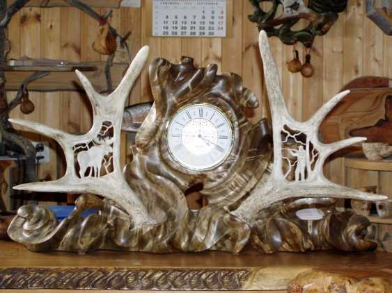 "Anton Kozhin. ""Moose hunting"" - photo 2"