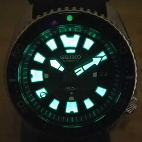 Seiko Automatic Scuba Diver 150m Japan watch - photo 2
