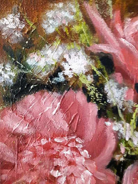 Svitlana Antonova. Breathe peony fragrance. Let in the sweet air will Vanish sorrow. - photo 3