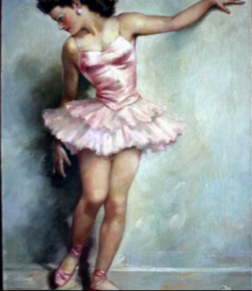 Ballerina - photo 1