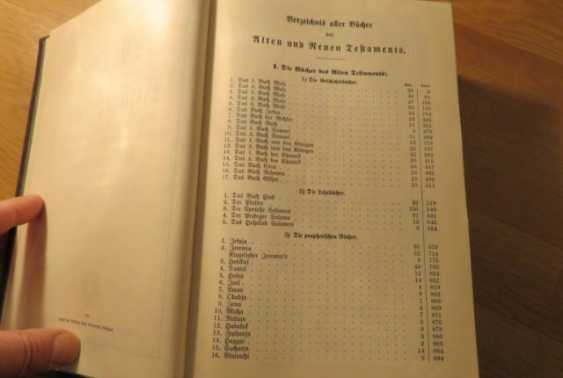 Great Old German Bible Martin Luther King -the Old Testament and the New Testament - photo 5