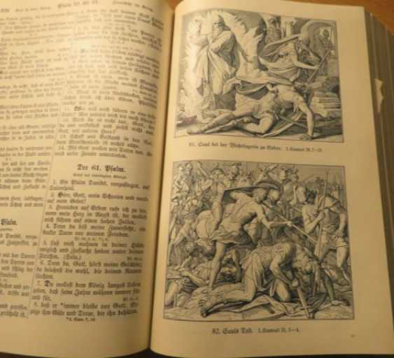 Great Old German Bible Martin Luther King -the Old Testament and the New Testament - photo 10