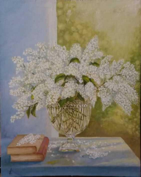 Daulet Baidybek. White lilac - photo 1