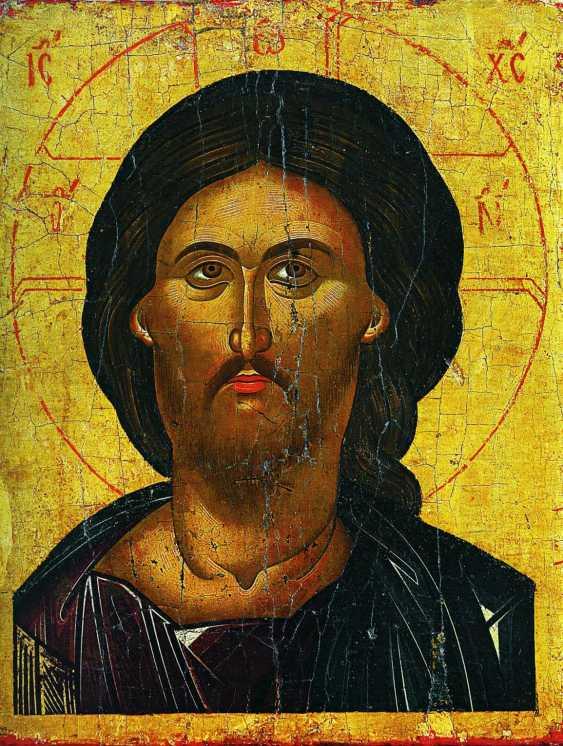 Anton Guryev. icon of Christ Pantocrator - photo 1