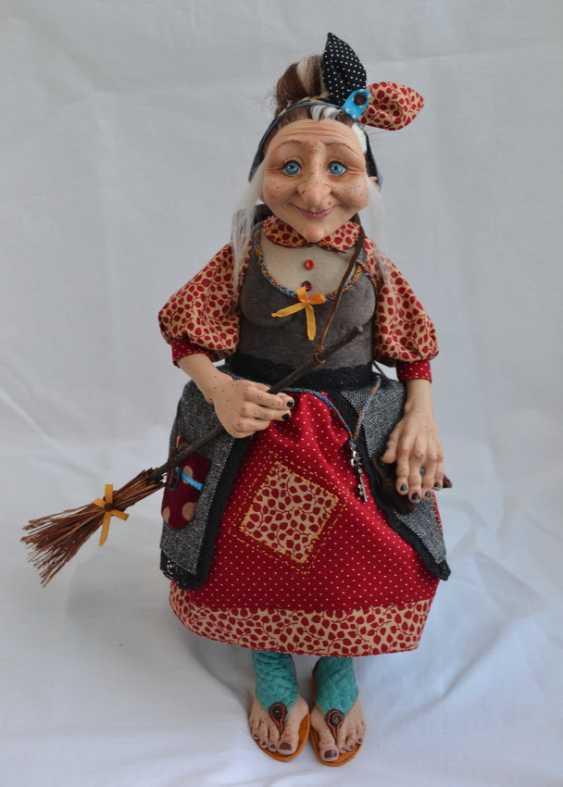 Anastasiya Adamovich. Baba Yaga, the Forest witch. - photo 1