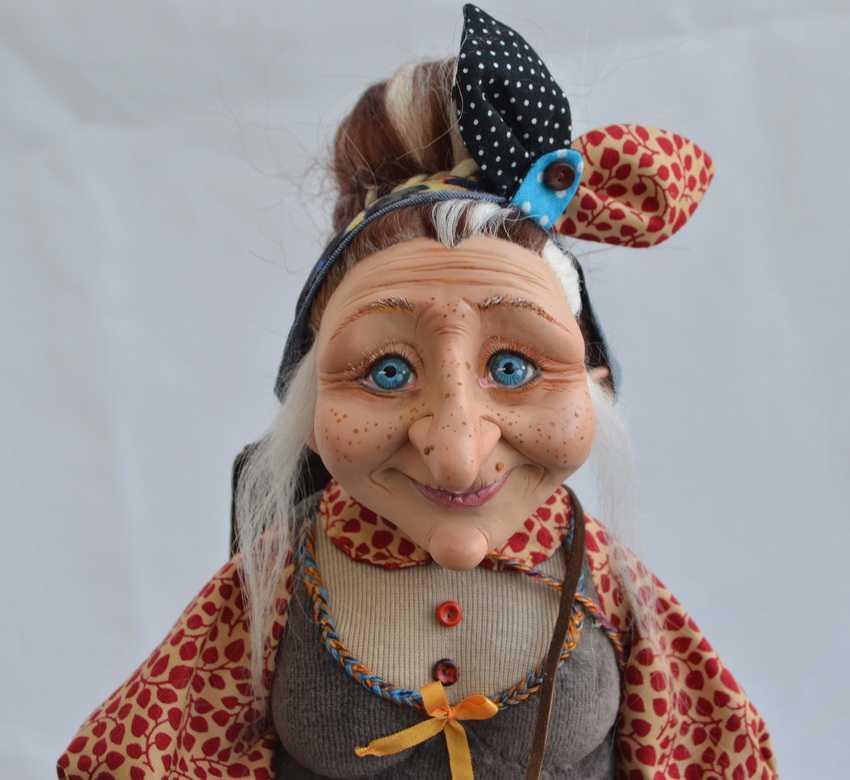 Anastasiya Adamovich. Baba Yaga, the Forest witch. - photo 2