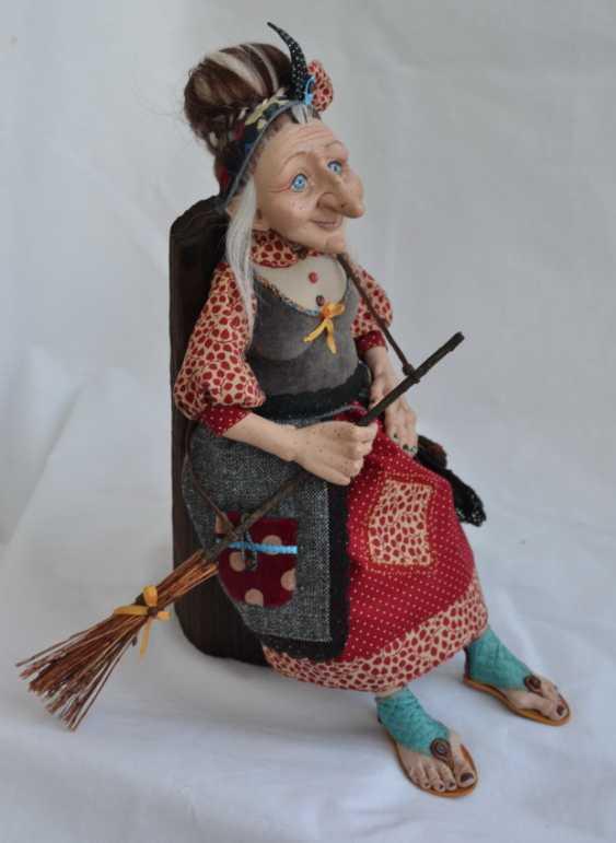 Anastasiya Adamovich. Baba Yaga, the Forest witch. - photo 3