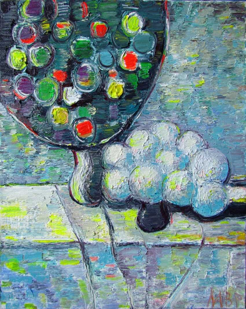 Viktoriia Lavr. Still life with flowers - photo 1