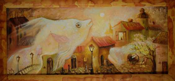 Asia Zhukova. Fish in the city/ Fish in the city - photo 1