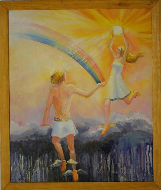 Asya Zhukova. Games of the Gods/ Game of Gods - photo 1