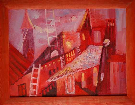 Asia Zhukova. Red city/ Red city - photo 1