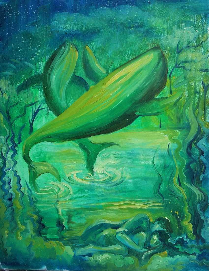 Asia Zhukova. Lied der Wale /Whale songs - Foto 1