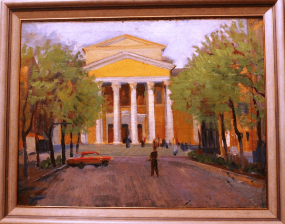 """The picture of the """" Russian theatre in Minsk"""" - photo 1"""
