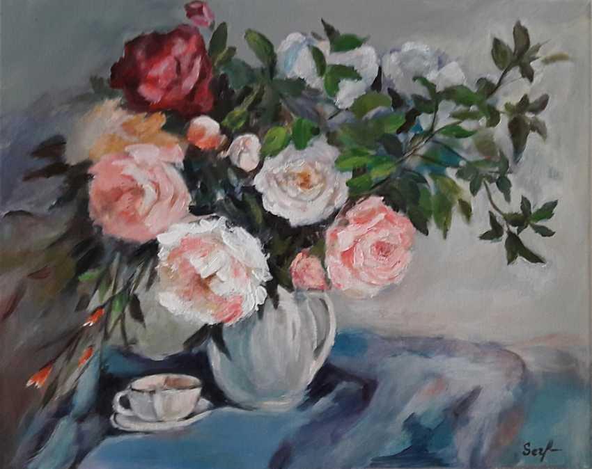Svitlana Antonova. Minoroty bouquet - photo 1