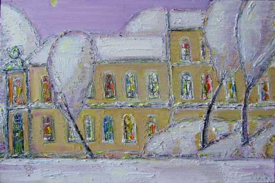 Viktoriia Lavr. Colored Windows - photo 1