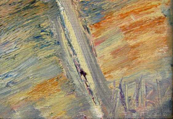 Viktoriia Lavr. Paysage avec un voilier - photo 2