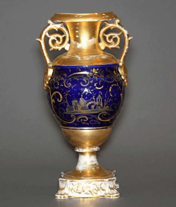 Vase .the Safronov factory - photo 1