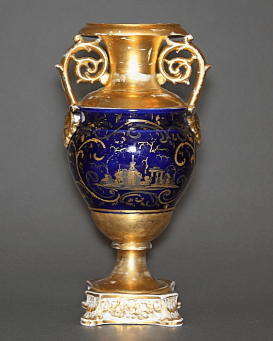 Vase .the Safronov factory - photo 2