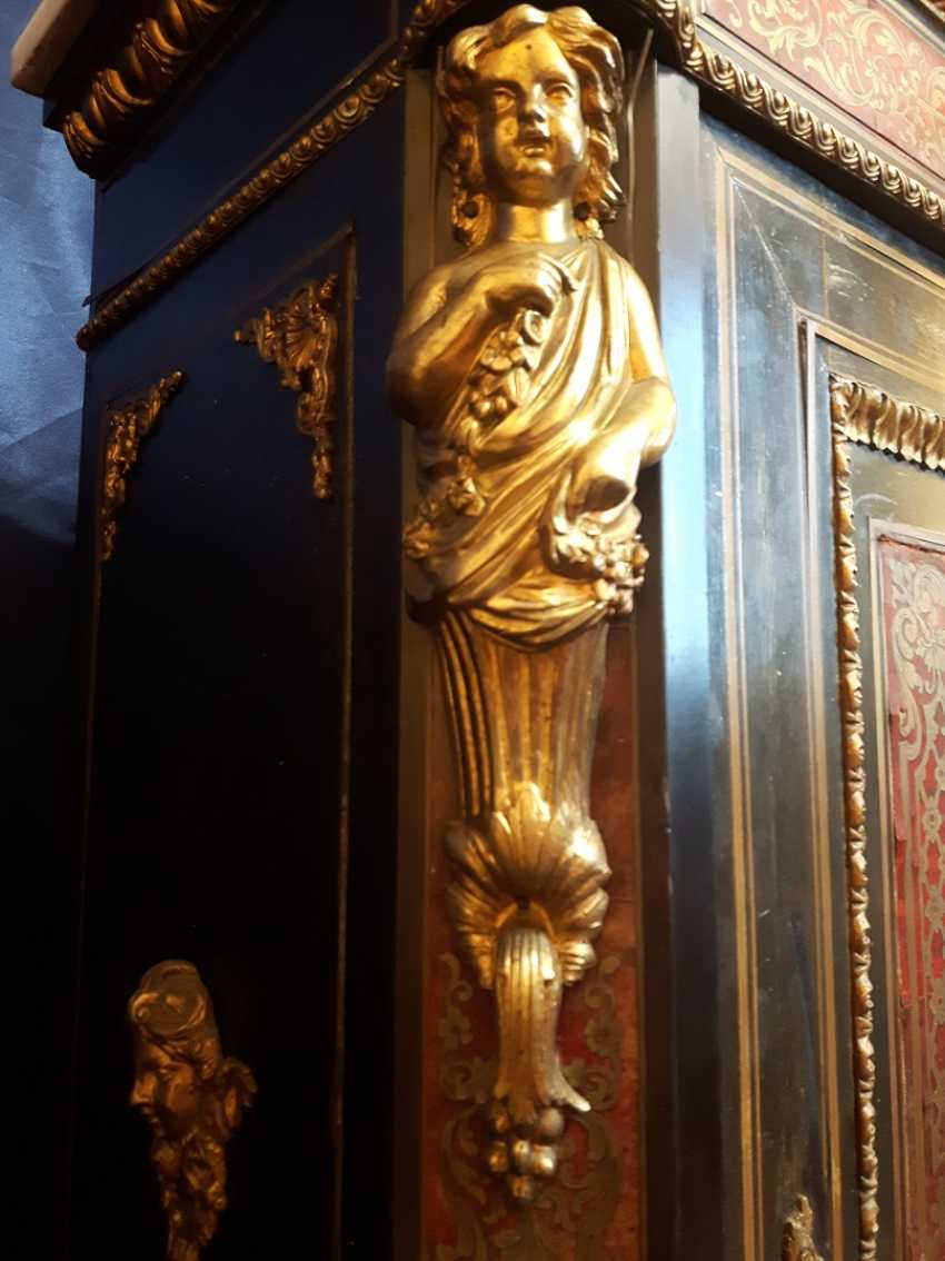 A chest of drawers Boulle / boulle , second floor. XIX century - photo 3