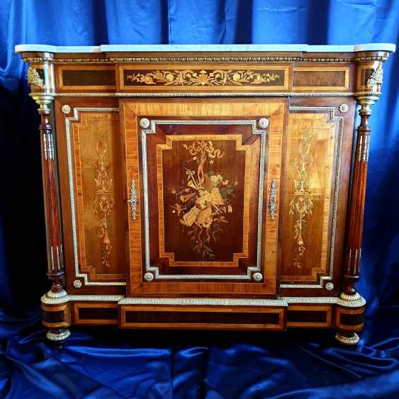 Chest of drawers Napoleon III. - photo 1