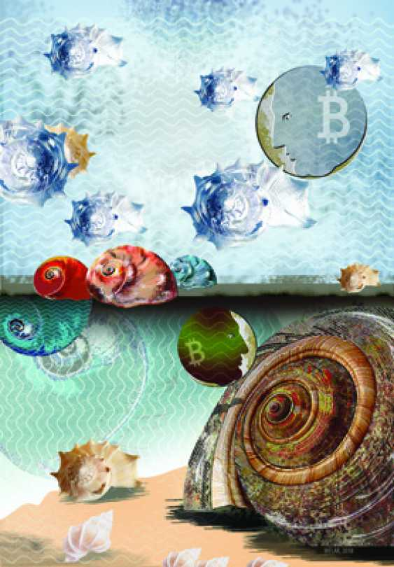 Alyona Vesselova. Bitcoin. The evolution of money - photo 1