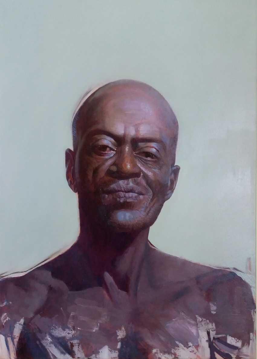 Veronika Kanti. Portrait of a man - photo 1