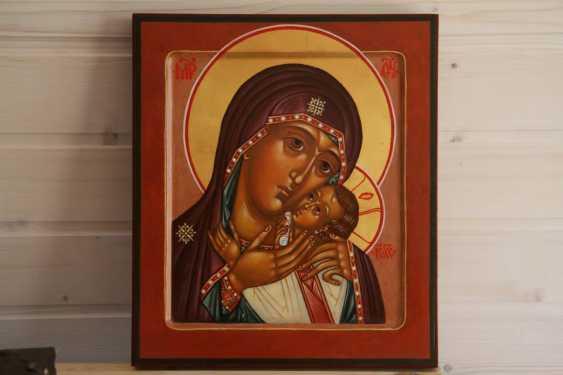 Natalia Barion. Korsun icon of the Mother of God(Umilenie) - photo 1