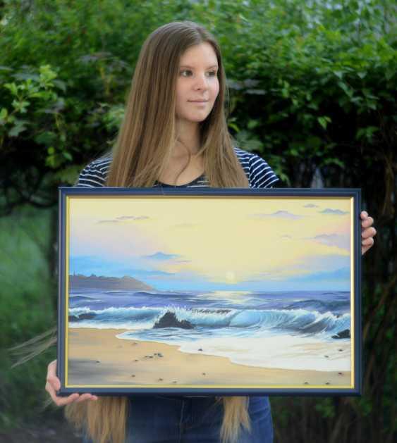 Kateryna Pylypenko. Sea wave - photo 2