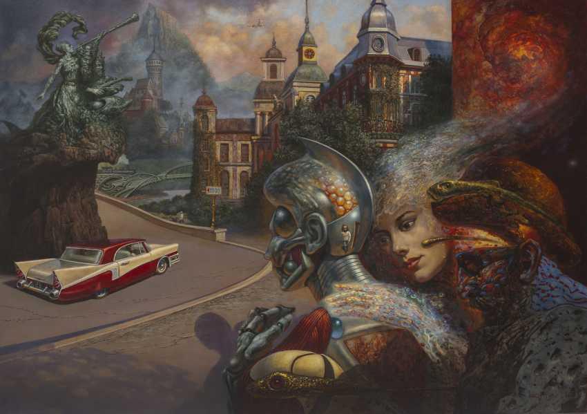 "Igor Leontjev. ""Return to the city of dreams "" - photo 1"