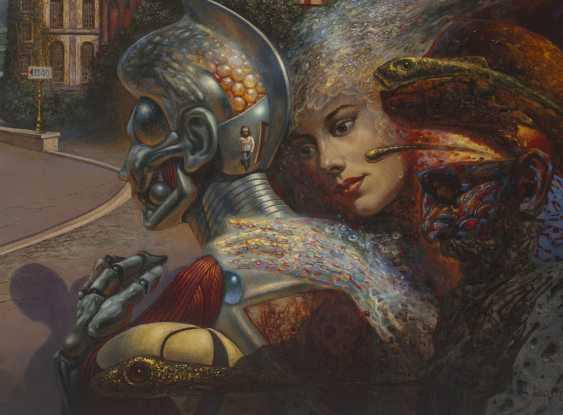 "Igor Leontjev. ""Return to the city of dreams "" - photo 3"