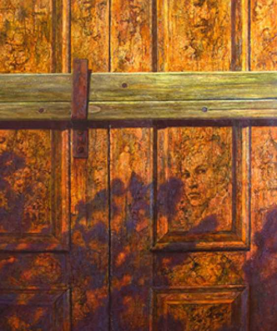 Igor Leontjev. Diptych. Doors to the past and the future - photo 2