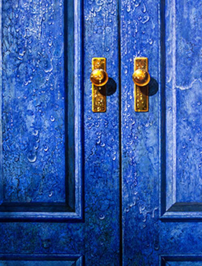 Igor Leontjev. Diptych. Doors to the past and the future - photo 3