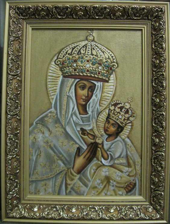 Yadviga Senko. B. M. Her (oil on canvas) - photo 1