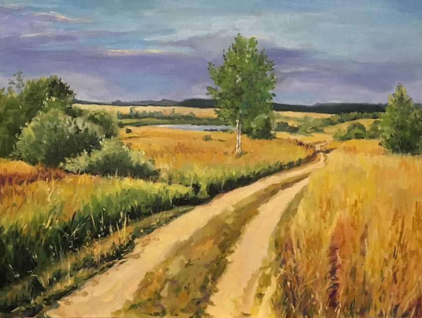 Natalya Luzenko. The road to the river - photo 1
