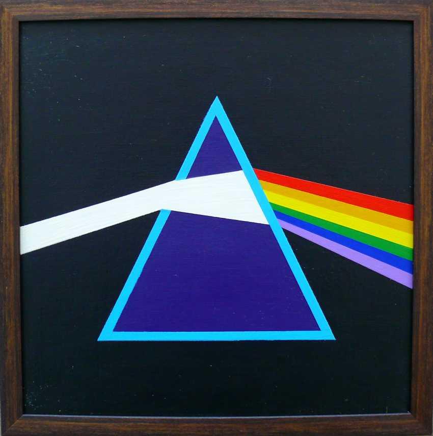 "Sergey Babkov. ""Pink Floyd. Dark side of the Moon"" - photo 1"