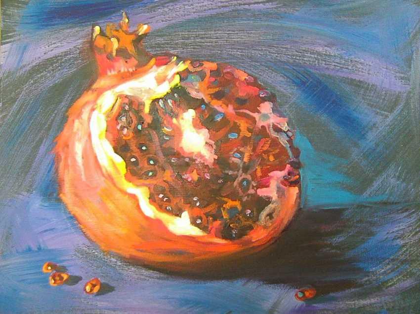 Marina Ivanova. fruit - photo 2