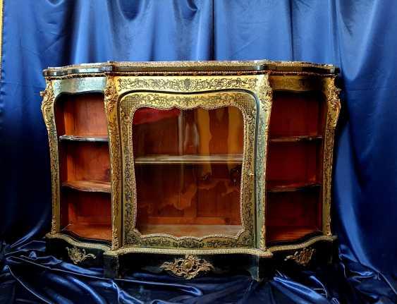 showcase Boulle / Boulle, mid XIX century - photo 1